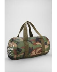Urban Outfitters Multicolor Herschel Supply Co Packable Duffle Bag for men