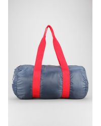 Urban Outfitters Blue Herschel Supply Co Packable Duffle Bag for men