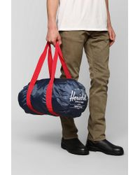 22111516af0b Lyst - Urban Outfitters Herschel Supply Co Packable Duffle Bag in ...
