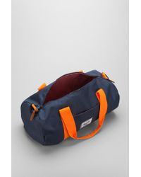 Herschel Supply Co. Blue Sutton Medium Duffel Bag for men