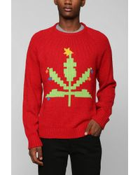 Urban Outfitters | Red Character Hero Light Sweater for Men | Lyst