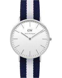 Daniel Wellington Blue 0202dw Classic Canterbury Watch