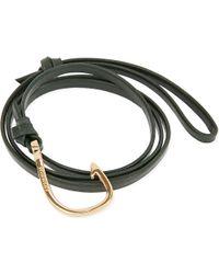 Miansai | Gray Hook Bracelet for Men | Lyst