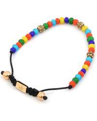 Nialaya | Multicolor Multibeaded Bracelet for Men | Lyst