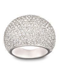 Swarovski | White Stone Ring | Lyst