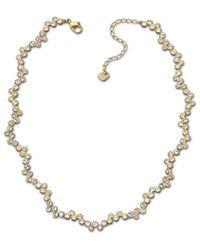 Swarovski - Metallic Fidelity Collar - Lyst