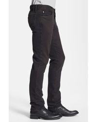 J Brand | Brown Tyler Slim Fit Jeans for Men | Lyst