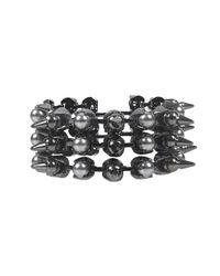 AllSaints | Metallic Drexel Bracelet | Lyst