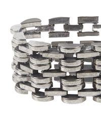 AllSaints Metallic Hesse Bracelet