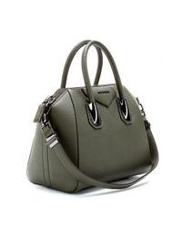 Givenchy Natural Antigona Small Leather Tote