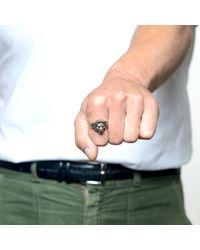 Lulu Frost - Metallic George Frost Bravery Ring Brass for Men - Lyst