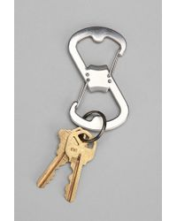 Urban Outfitters Metallic Stussy Classic S Carabiner