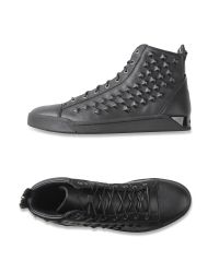 DIESEL - Black Zip-round S-nentish for Men - Lyst