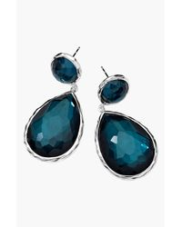 Ippolita | Metallic Wonderland Rainbow Drop Earrings | Lyst