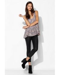 Urban Outfitters - Black Lucca Couture Vegan Leather Pinup Pant - Lyst