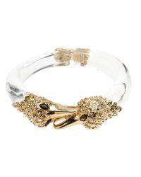 Alexis Bittar | White Ophelia Bracelet | Lyst