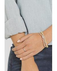 Anita Ko - Metallic Snake 18karat Rose Gold Diamond and Tsavorite Bracelet - Lyst