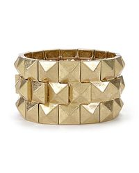 Steve Madden | Metallic Bracelet for Men | Lyst