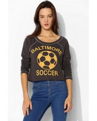 Project Social T | Gray Baltimore Soccer Tee | Lyst