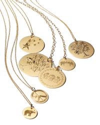 Emily & Ashley Metallic Shooting Star Pendant Necklace