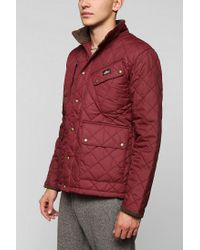 Urban Outfitters - Red Penfield Colwood Quilted Trail Jacket for Men - Lyst