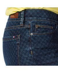 Tommy Hilfiger Blue Lima Skinny Jeans