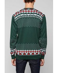 8ebb88fe66b Gallery. Previously sold at  Urban Outfitters · Men s Oversized Sweaters  Men s Zip Up ...