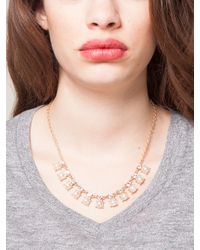 BaubleBar | Pink Pearl Drop Strand | Lyst