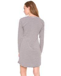 Calvin Klein Natural Cotton Long Sleeve Nightshirt