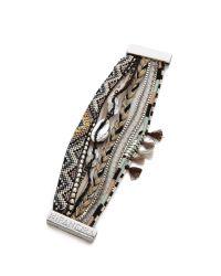 Hipanema - Metallic Shadow Bracelet - Lyst