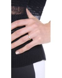 Kelly Wearstler Metallic Finley Ring
