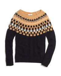 Madewell Black Modern Slope Sweater