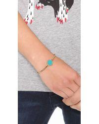 Marc By Marc Jacobs - Blue Skinny Bracelet - Lyst