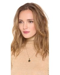 Marc By Marc Jacobs | Black Locket Necklace | Lyst