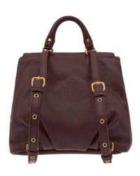 Marc By Marc Jacobs - Purple Burgundy Classic Q Mariska Backpack for Men - Lyst