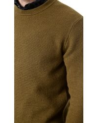 Marc By Marc Jacobs Natural Kensington Cashmere Thermal Sweater for men