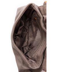 Marc By Marc Jacobs Gray Classic Q Mariska Backpack