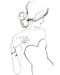 Paula Mendoza | Black Joos Mix Bracelet | Lyst