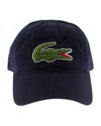 Lacoste Blue Cap Navy for men