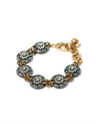 Lulu Frost | Blue Audrey Sea Bracelet | Lyst