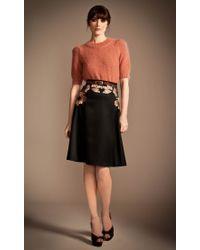 Temperley London Brown Adele Skinny Waist Belt
