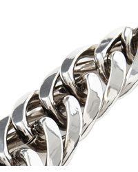 AllSaints - Metallic Soraiya Necklace - Lyst