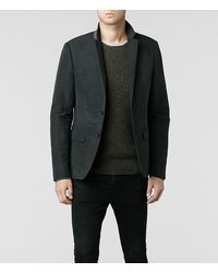 AllSaints Natural Wreck Crew Jumper for men