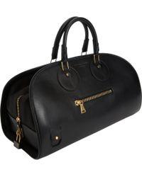 Proenza Schouler Black Kiri Bowler Bag