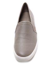 Vince Gray Blair Slip On Sneakers