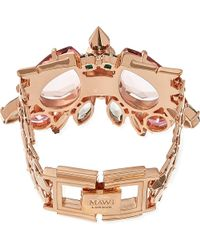 Mawi - Metallic Dynasty Bracelet - Lyst