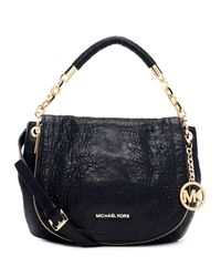MICHAEL Michael Kors Black Medium Stanthorpe Shoulder Bag
