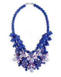 EK Thongprasert | Blue Auilegia Alpina Necklace | Lyst