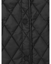 HUNTER - Black Classic Quilted Jacket - Lyst
