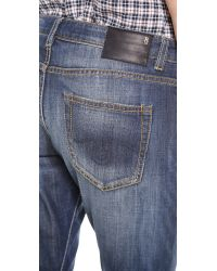 R13 Blue Boy Skinny Jeans Black